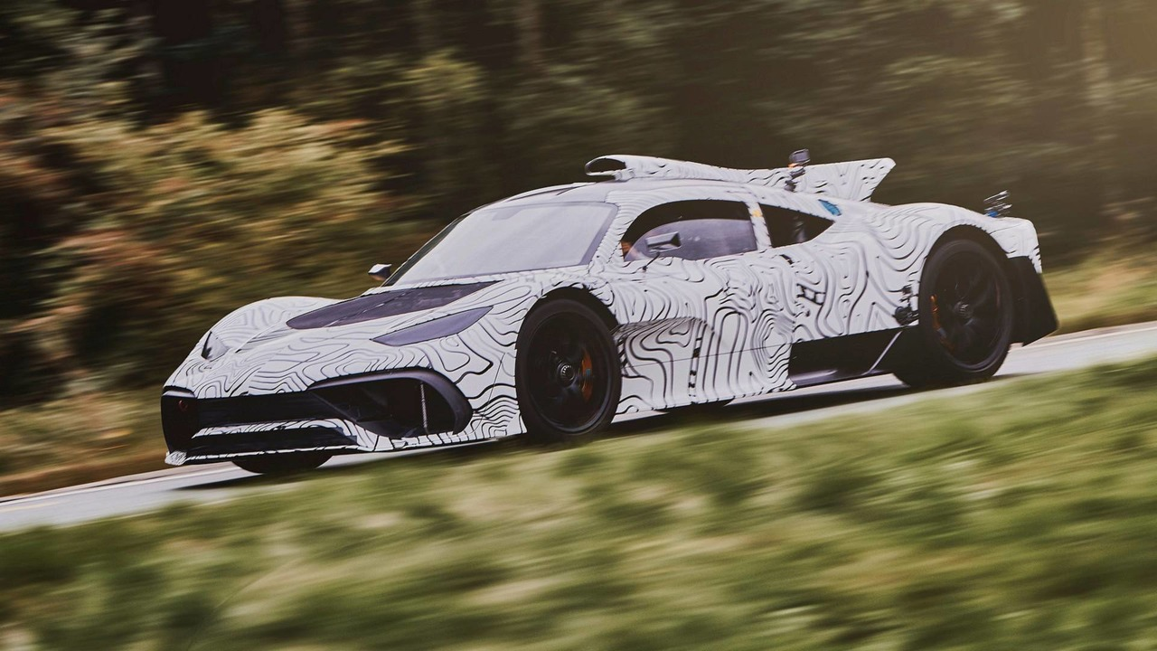 mercedes amg project one road testing 03