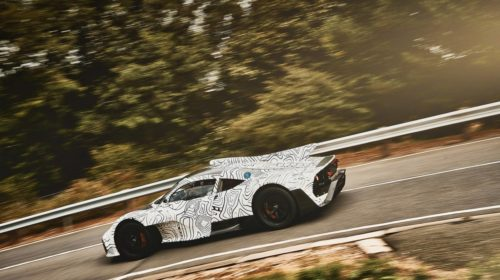 mercedes amg project one road testing 04