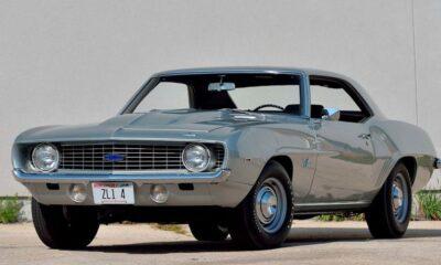 1969 Chevrolet Camaro ZL1 4