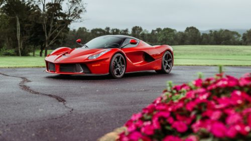 2014 ferrari laferrari kissimmee auction 02