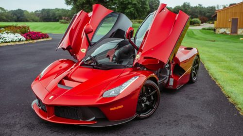 2014 ferrari laferrari kissimmee auction 03