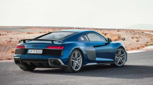 2019 Audi R8 Coupe facelift 2