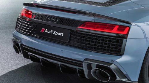 2019 Audi R8 Spyder facelift 3