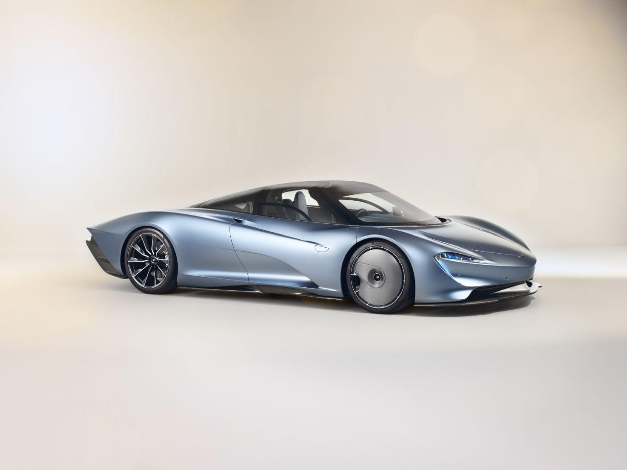 2019 McLaren Speedtail 2