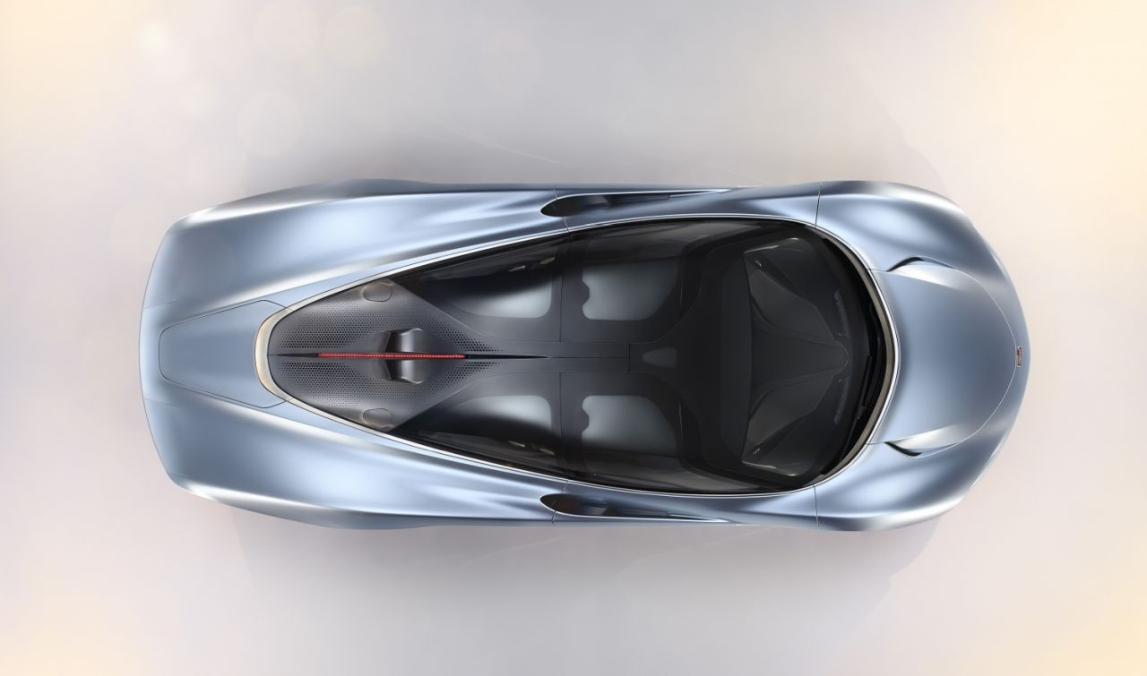 2019 McLaren Speedtail 7