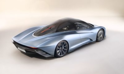 2019 McLaren Speedtail 8