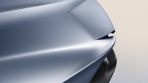 2019 McLaren Speedtail rear spoiler