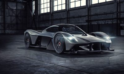 Aston Martin Valkyrie 25