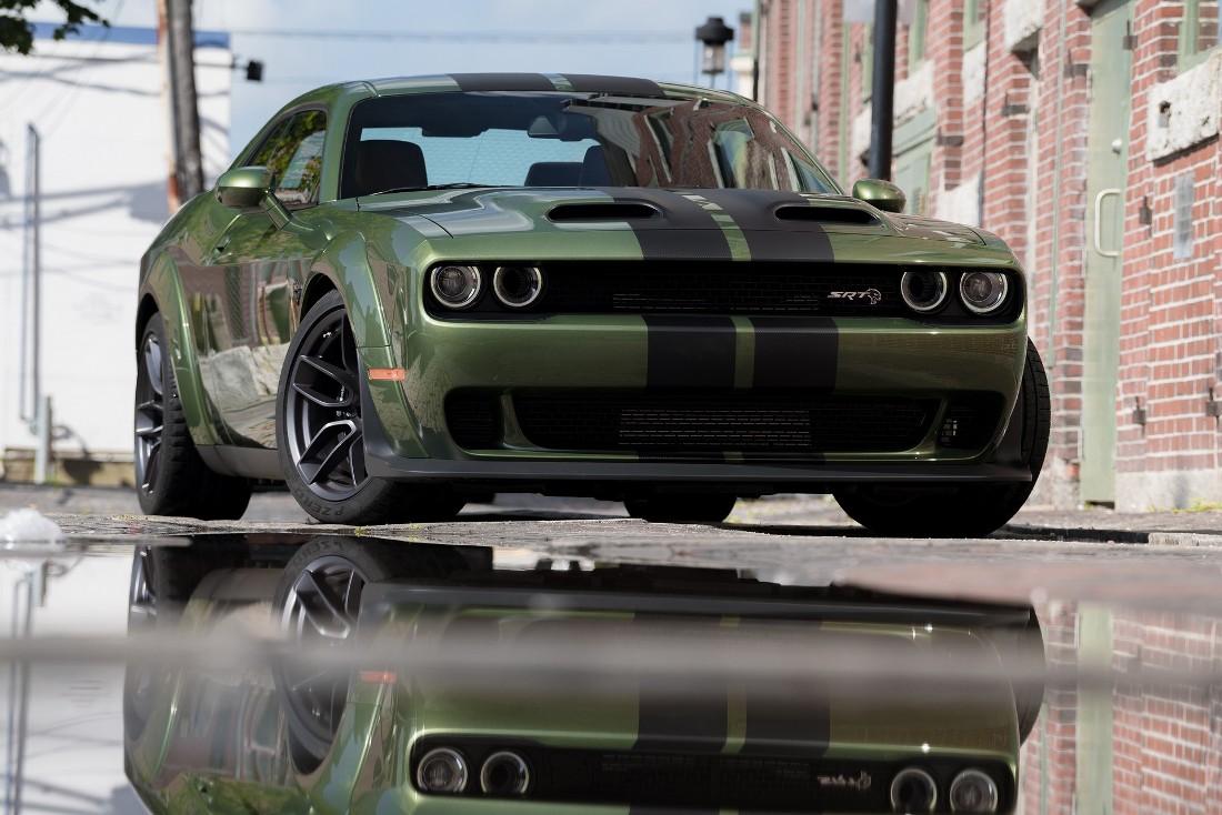 Dodge Challenger Srt Hellcat Redeye Starts Production