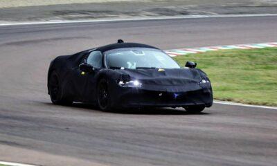 Ferrari mid engine hybrid prototype fiorano 5