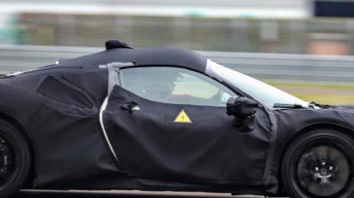Ferrari mid engine hybrid prototype fiorano 8