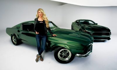 Ford Mustang Bullitt Dream Giveaway Raffle