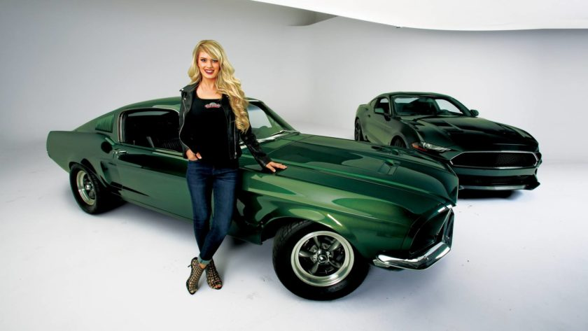 Online Raffle Winner Will Get 1968 And 2019 Ford Mustang
