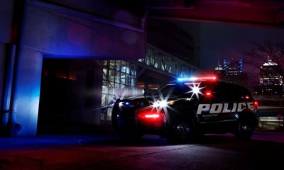 Ford Police Interceptor Utility 02