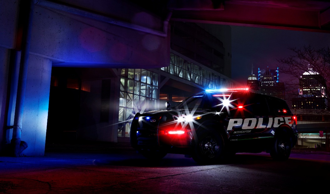 Ford Police Interceptor Utility 02