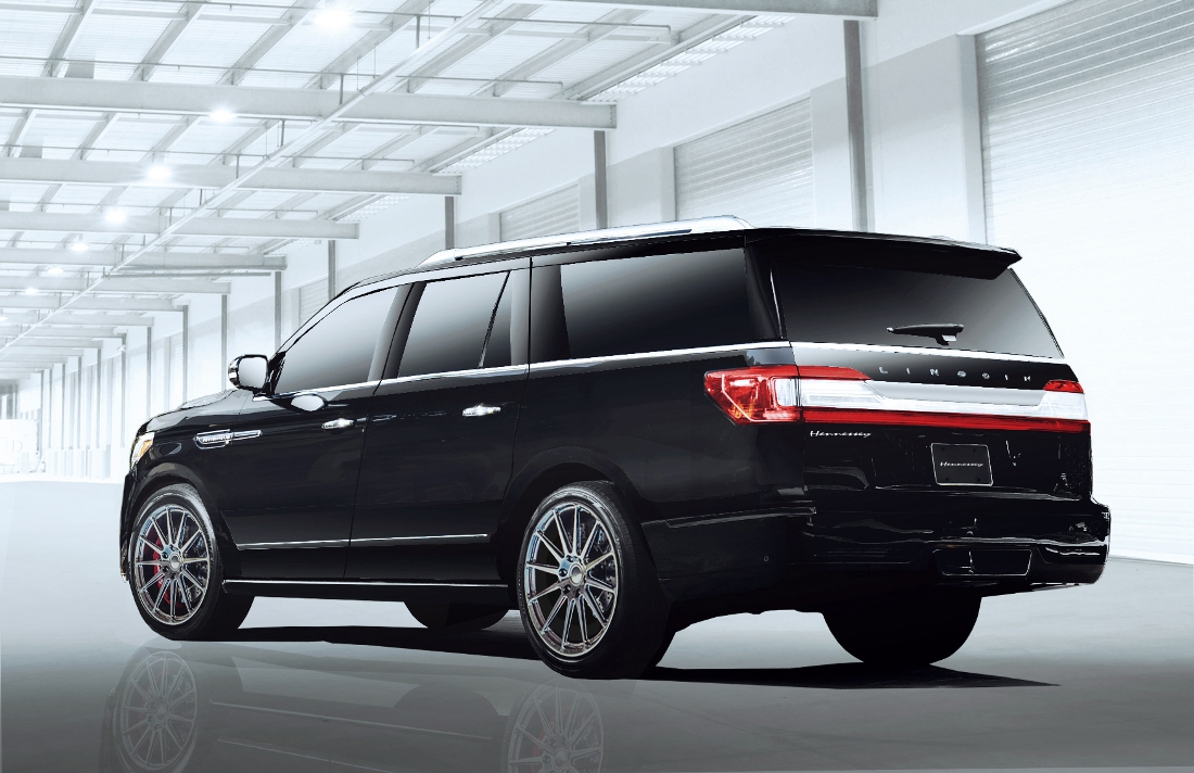 Hennessey Lincoln Navigator HPE600