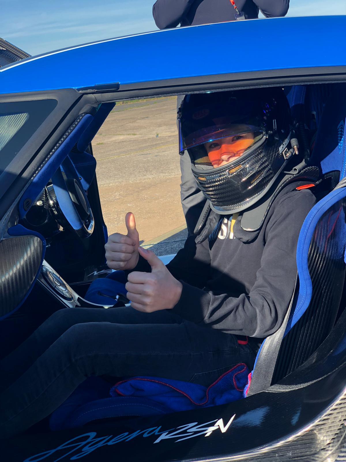 Koenigsegg One 1 Agera RS Vmax200 record 03