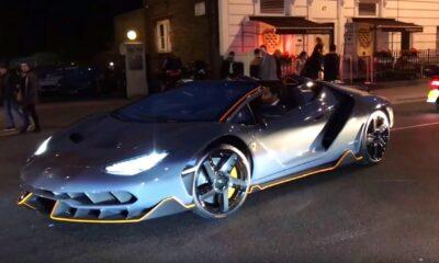 Lamborghini Centenario Roadster HR Owen