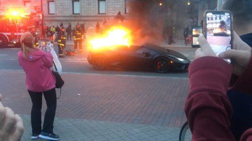 Lamborghini Huracan Performante Spyder Fire 01
