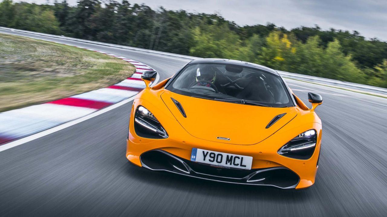 McLaren 720S Track Pack 3