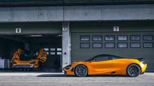 McLaren 720S Track Pack 4