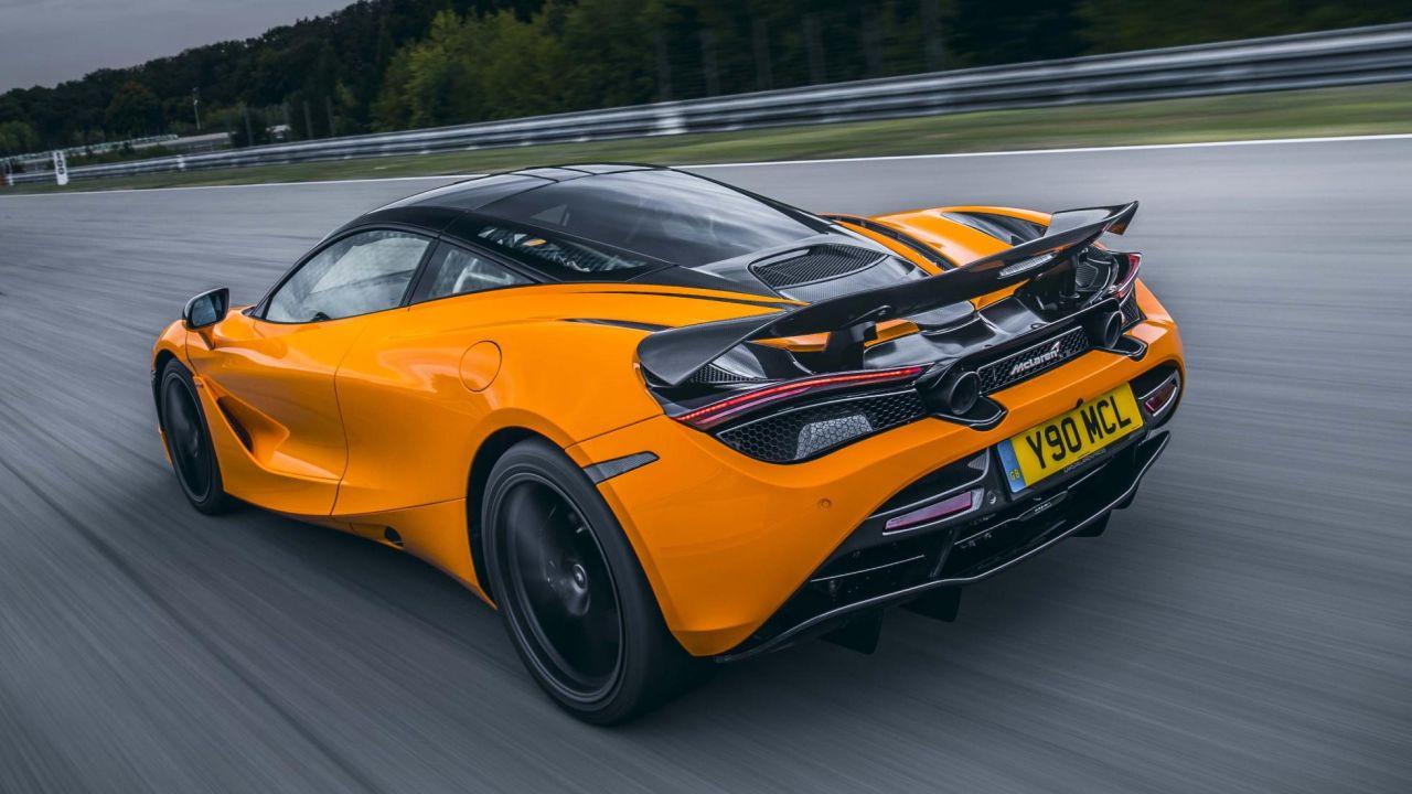 McLaren 720S Track Pack 8