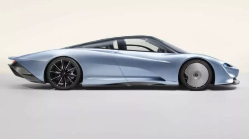 McLaren Speedtail leaked 4