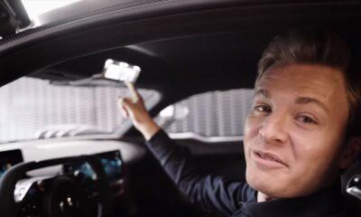 Nico Rosberg Mercedes AMG One