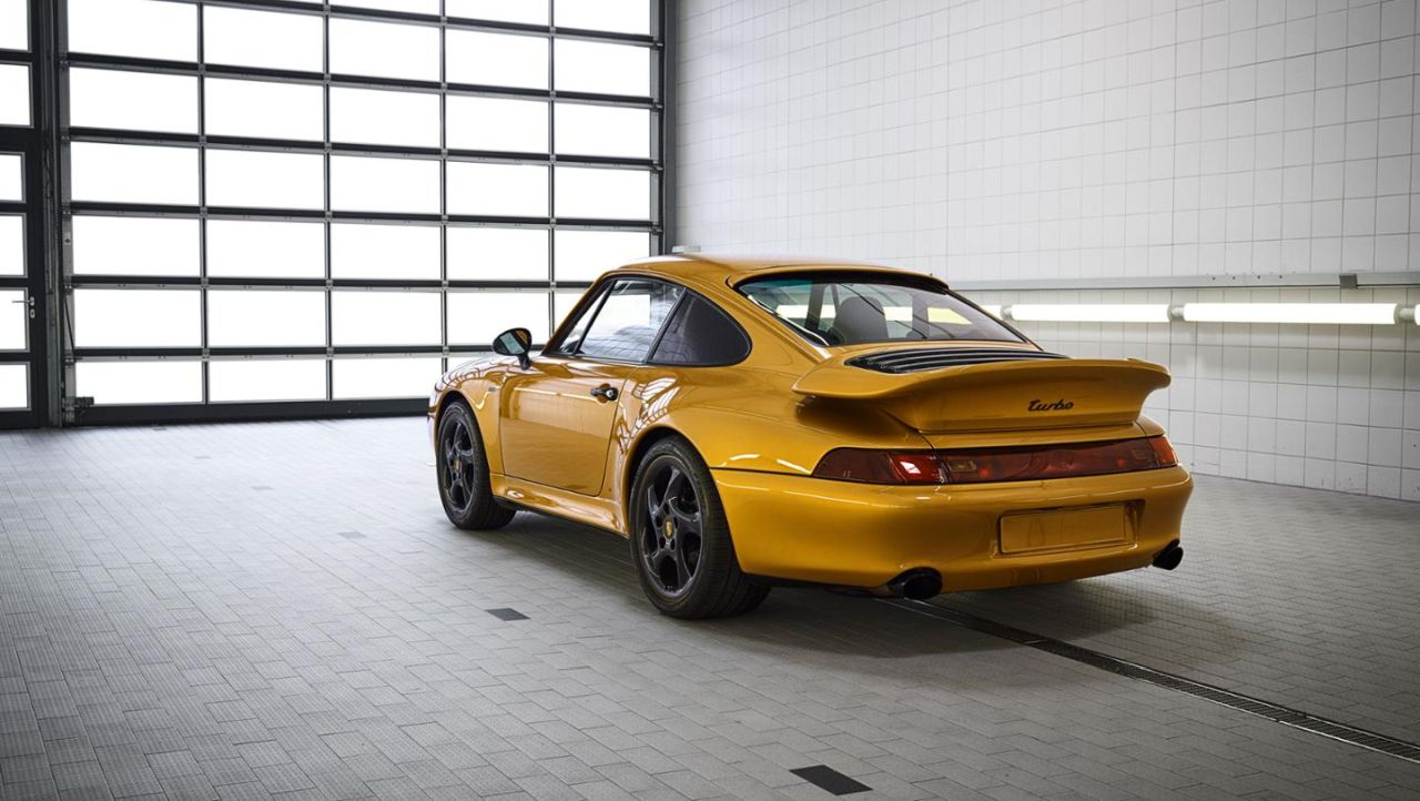 Porsche 993 Project Gold 2