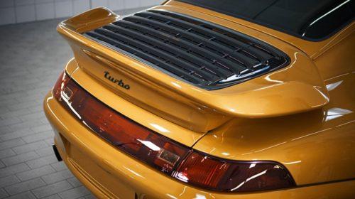 Porsche 993 Project Gold 3