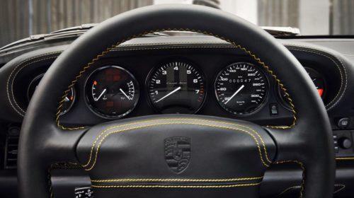 Porsche 993 Project Gold 4