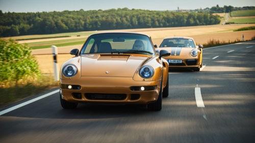 Porsche 993 Project Gold Sells For 3 million auction