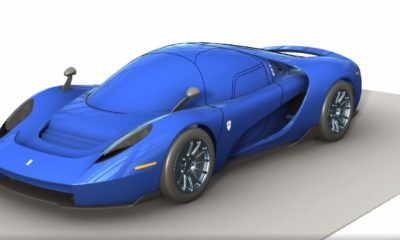 SCG 004S 3D renderings