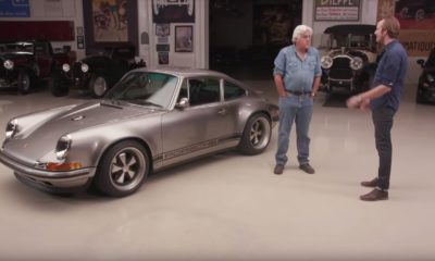 Singer Porsche 911 Jay Leno