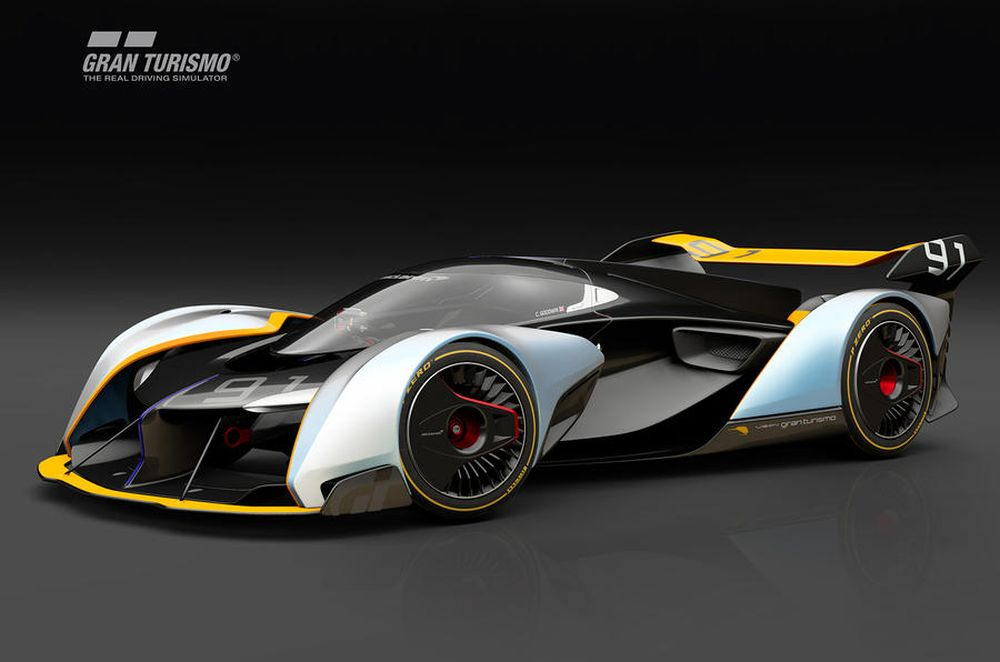mclaren ultimate vision gt for ps4 gran turismo sport 01