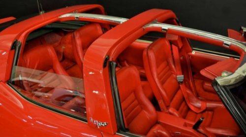 4-Door 1980 Chevrolet Corvette