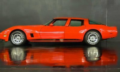 4-Door 1980 Chevrolet Corvette