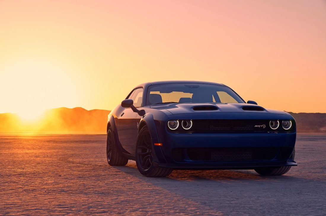 Hennessey Makes A More Powerful Dodge Challenger Srt Hellcat Redeye