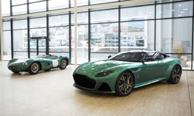 Aston Martin DBS 59 Superleggera