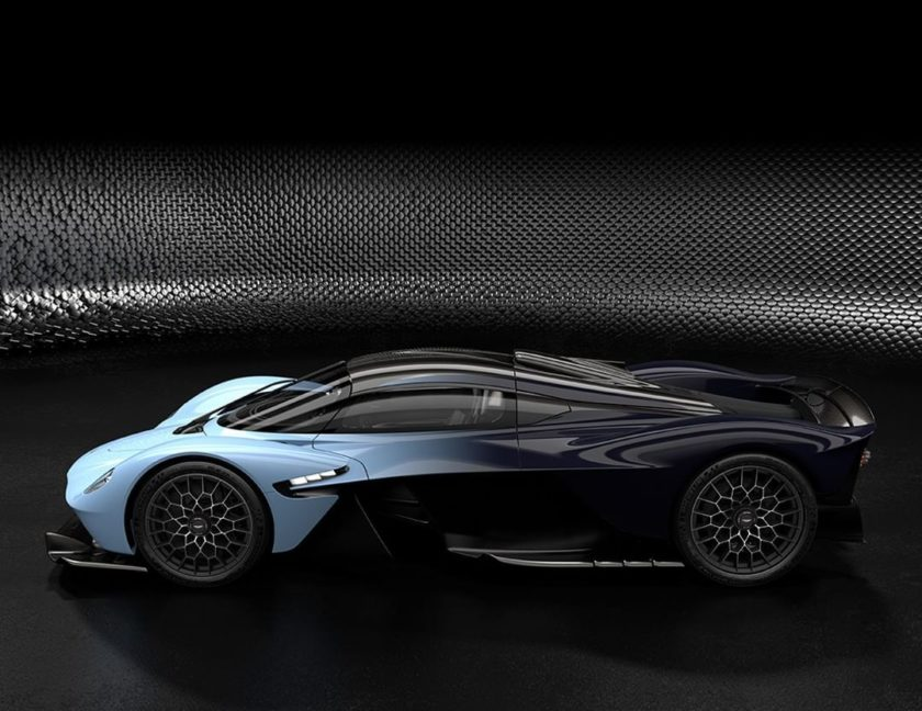 Aston Martin Valkyrie Reveal Official Images 3