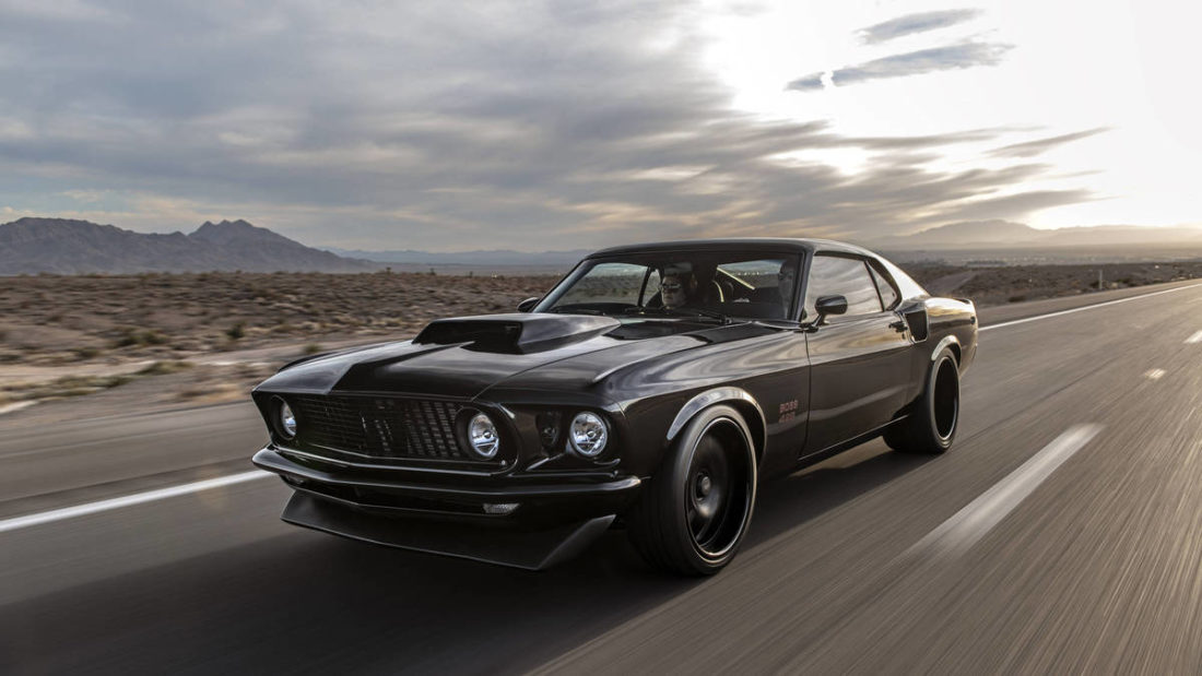 Classic Recreations 1969 Ford Mustang Boss 429