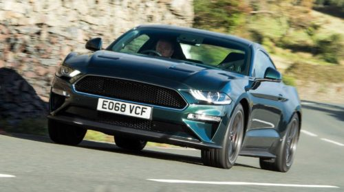 Ford Mustang Bullitt Isle of Man