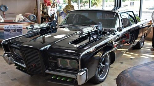 Green Hornet Black Beauty Chrysler Imperial