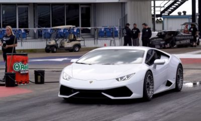 Huracan-Dallas Performance-quarter mile run