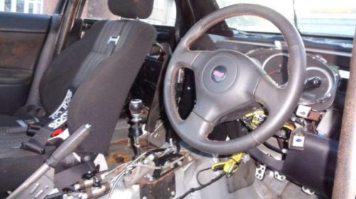 Kingsman Subaru WRX STi