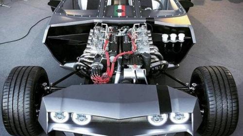 Lamborghini Hot Rod Espada
