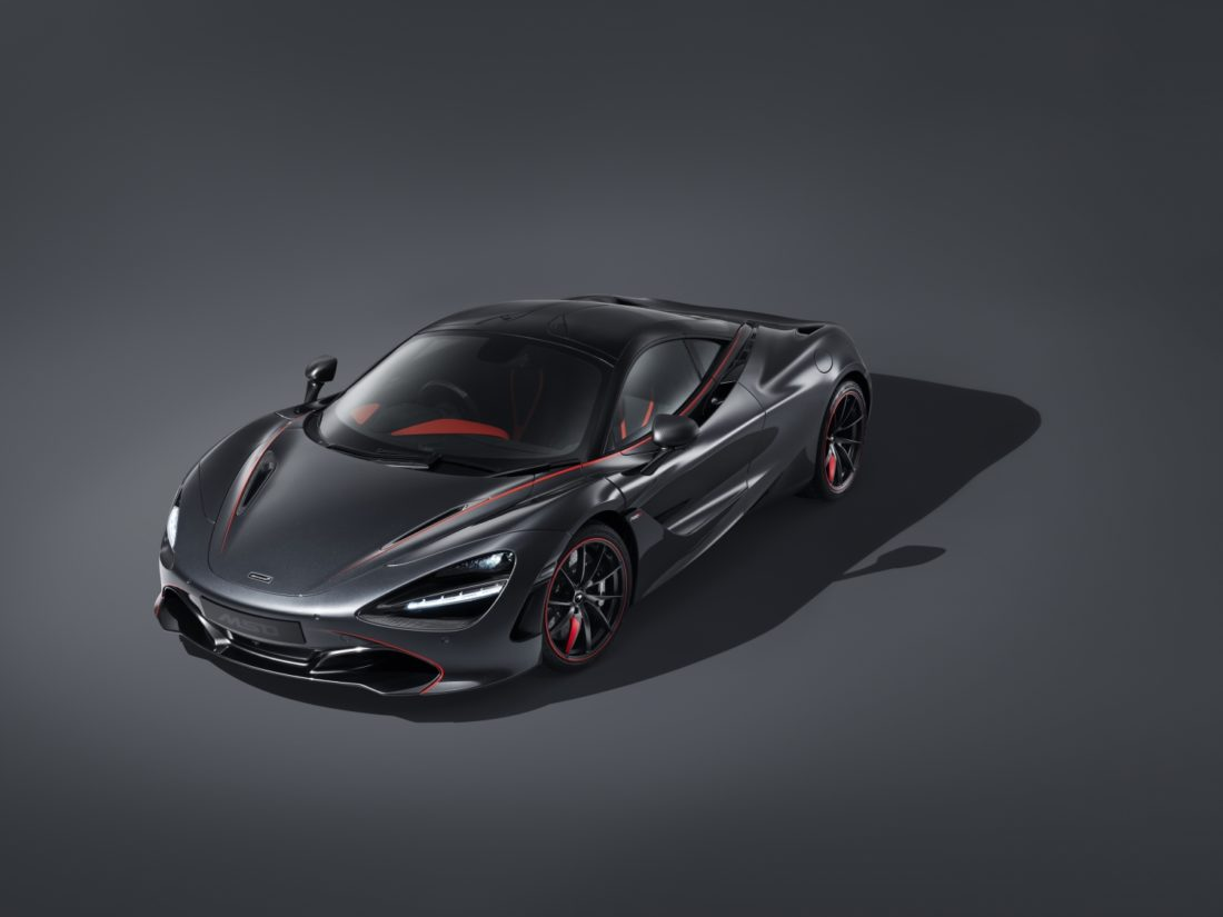 MSO McLaren 720S Performance Stealth