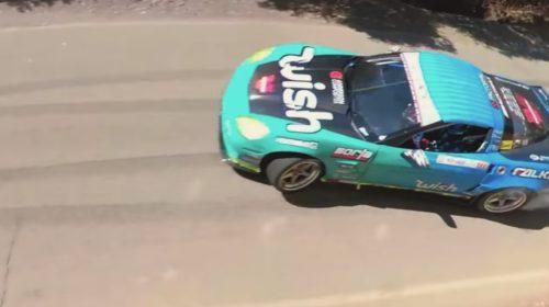 Matt Field Drift Corvette