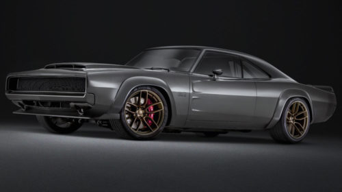 Mopar Hellephant Super Charger