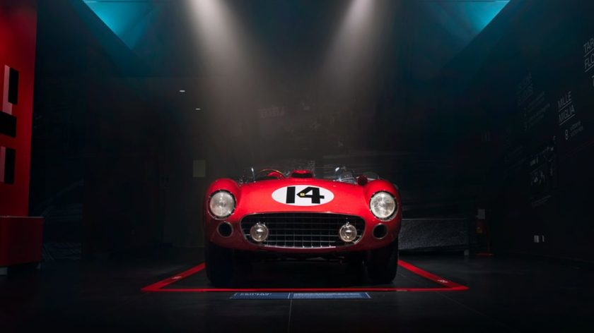 1956 Ferrari 260MM-RM Sothebys Auction-1
